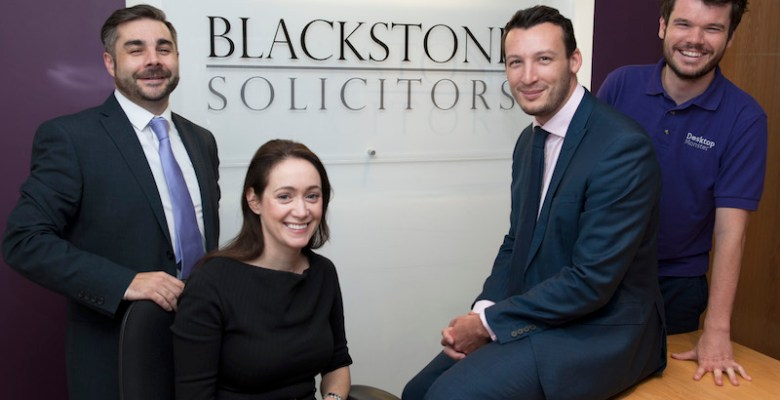Blackstone Solicitors signed up to Midshire's desktop solution