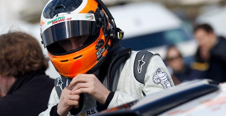 Kyle Hornby at Brands Hatch