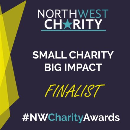 Smart Works Greater Manchester - finalist at North West Charity awards