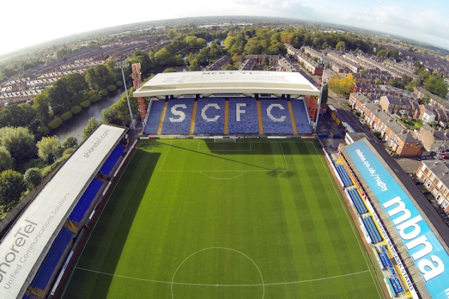 Pioneer Group to sponsor Cheadle End at Stockport County