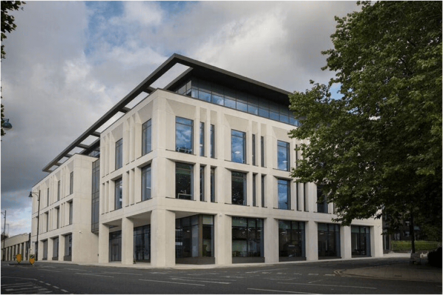 Stockport Homes new Cornerstone Office in Edward Street