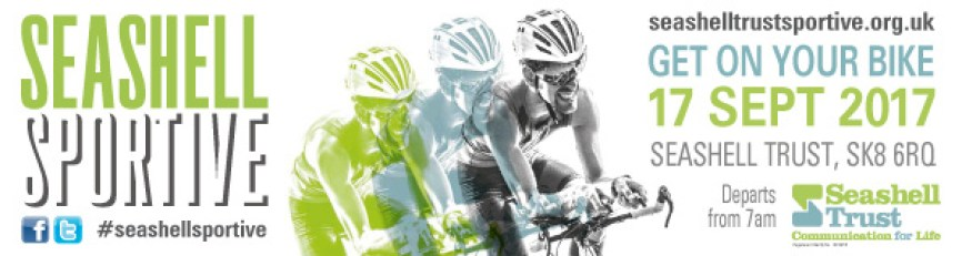 Seashell Trust Sportive cycle event