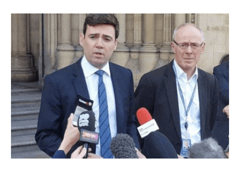 Andy Burnham said it is the people affected by the Manchester Arena Attack that will be at the heart of the review panel