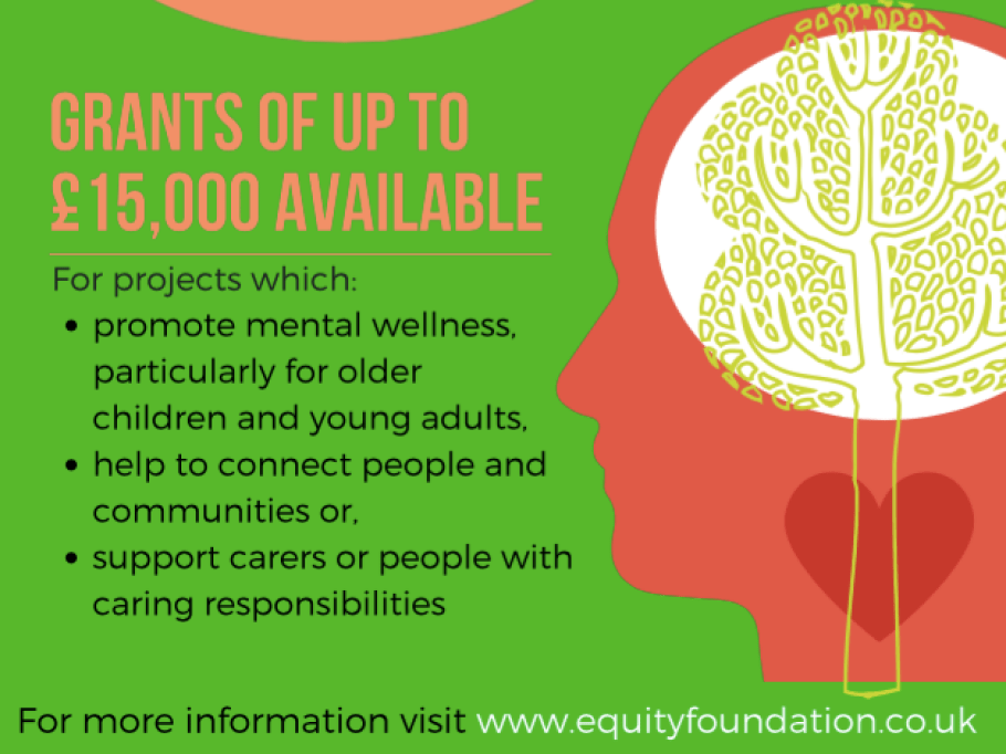 Equity Foundation supporting local communities.