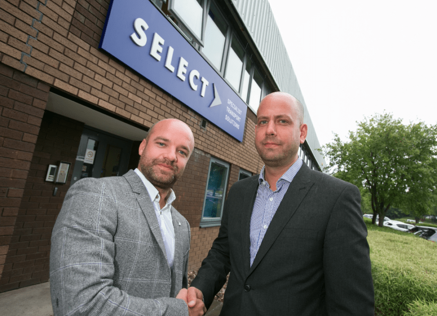 Select Transport expands its Cargo Hub at Manchester Airport