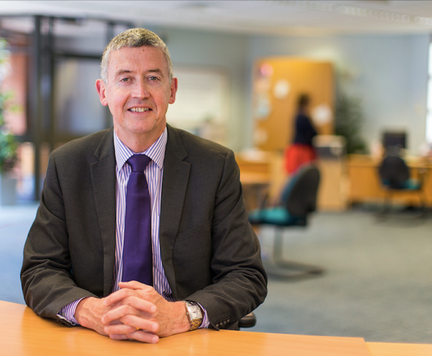 Tom Gurrie from the Vernon who have launched new retirement mortgages