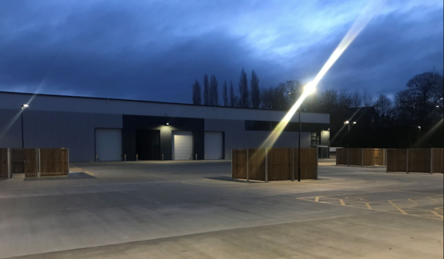 Lettings success at Stockport's Aurora Business Park