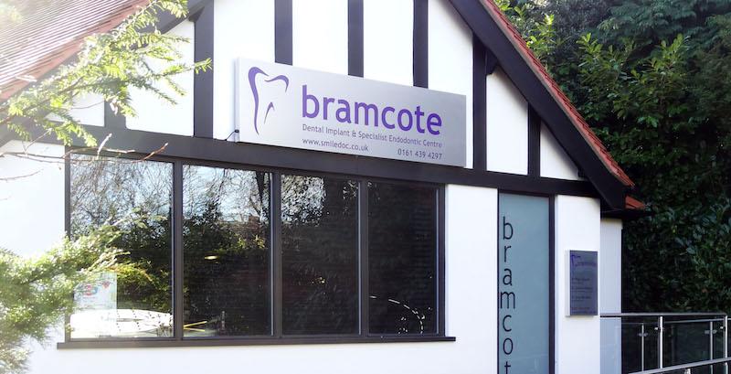 Bramcote Dental Practice_ Fret Cut Tray