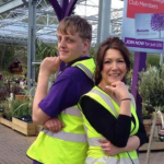Pure Innovations student Chris is on the Local Supported Employment Programme