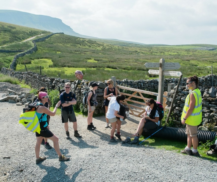 Join Millie's Trust on the Yorkshire Three Peaks Challenge