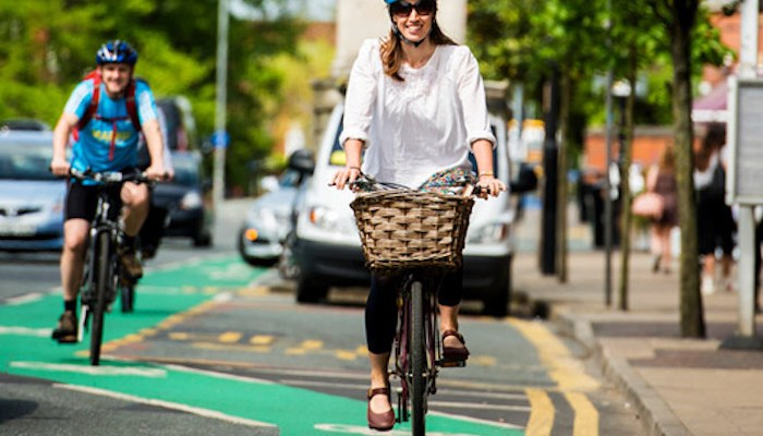 UK's largest cycle and walking network planned across Greater Manchester
