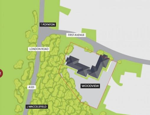 Poynton apartments developed by Quorum