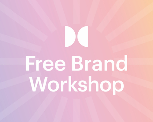 Free brand workshop
