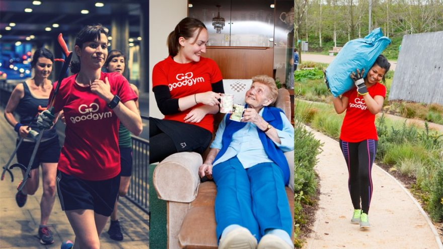 GoodGym supporting local communities