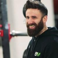 Ben Eastwood benchmark Gym Stockport