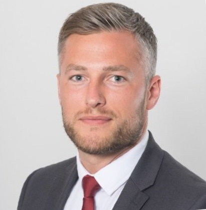 Chris Swann who has joined Woodbank Office Solutions