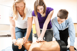 Millie's Trust offer Schools First Aid Training