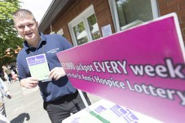 St Anns Hospice lottery