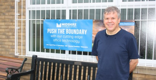 Midshire push the boundary as sponsors at Charlesworth and Chisworth Cricket Club