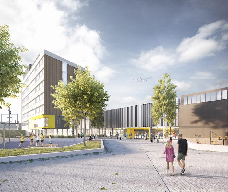 Stockport College redevelopment 2