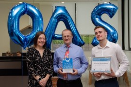 Stockport Homes achieves full marks in QAS assessment