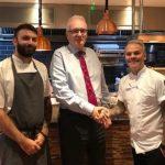 Stockport based Gorvins act for MasterChef Simon Wood