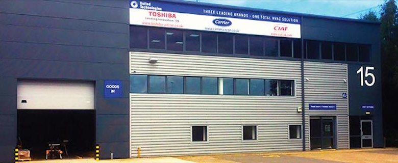 Toshiba Carrier UK to open at SPark in Stockport
