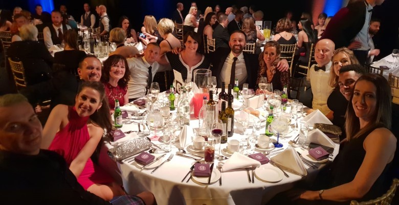 Life Leisure at UKActive Awards