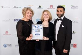 Stockport winners at Social Worker of the Year Awards