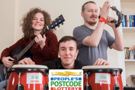 People's Postcode lottery £3m fund for good causes