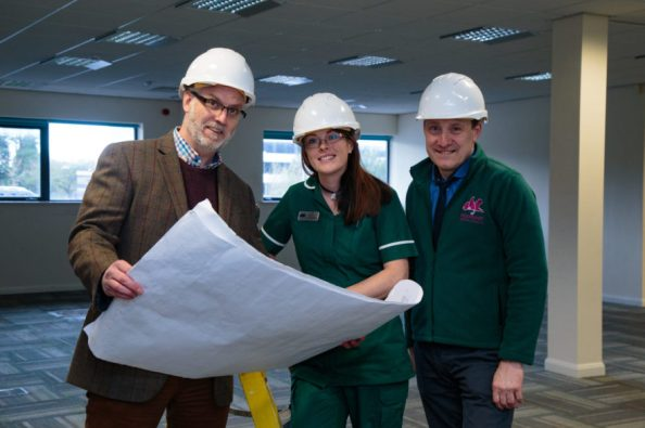 New £2.5m Woodcroft veterinary hospital underway in Cheadle
