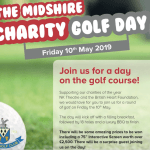 Join Midshire Charity Golf Day