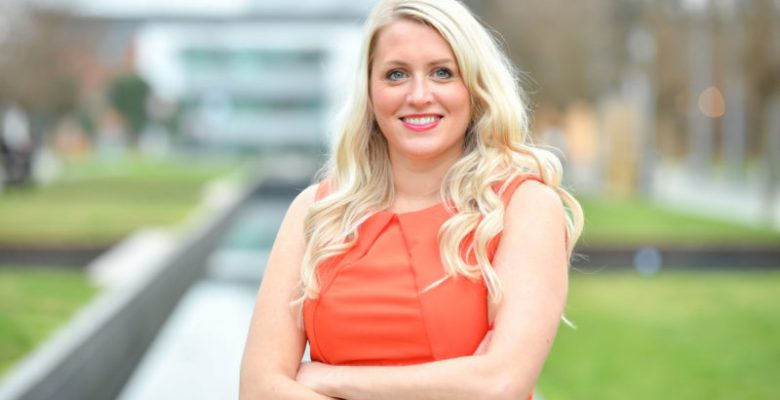 Stockport - Hollie Reynolds Sales Director at Bellway Manchester