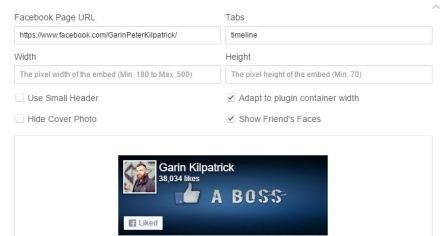 facebook-page-plugin