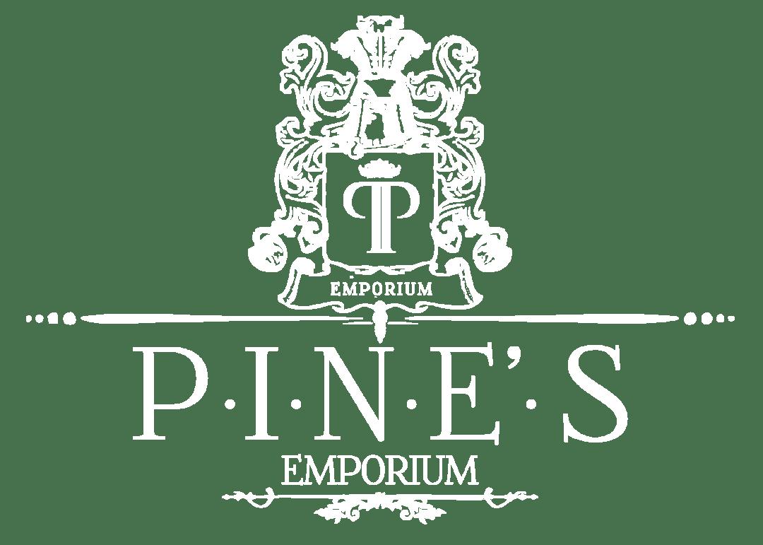 Pine's Emporium - Parys - Web Design