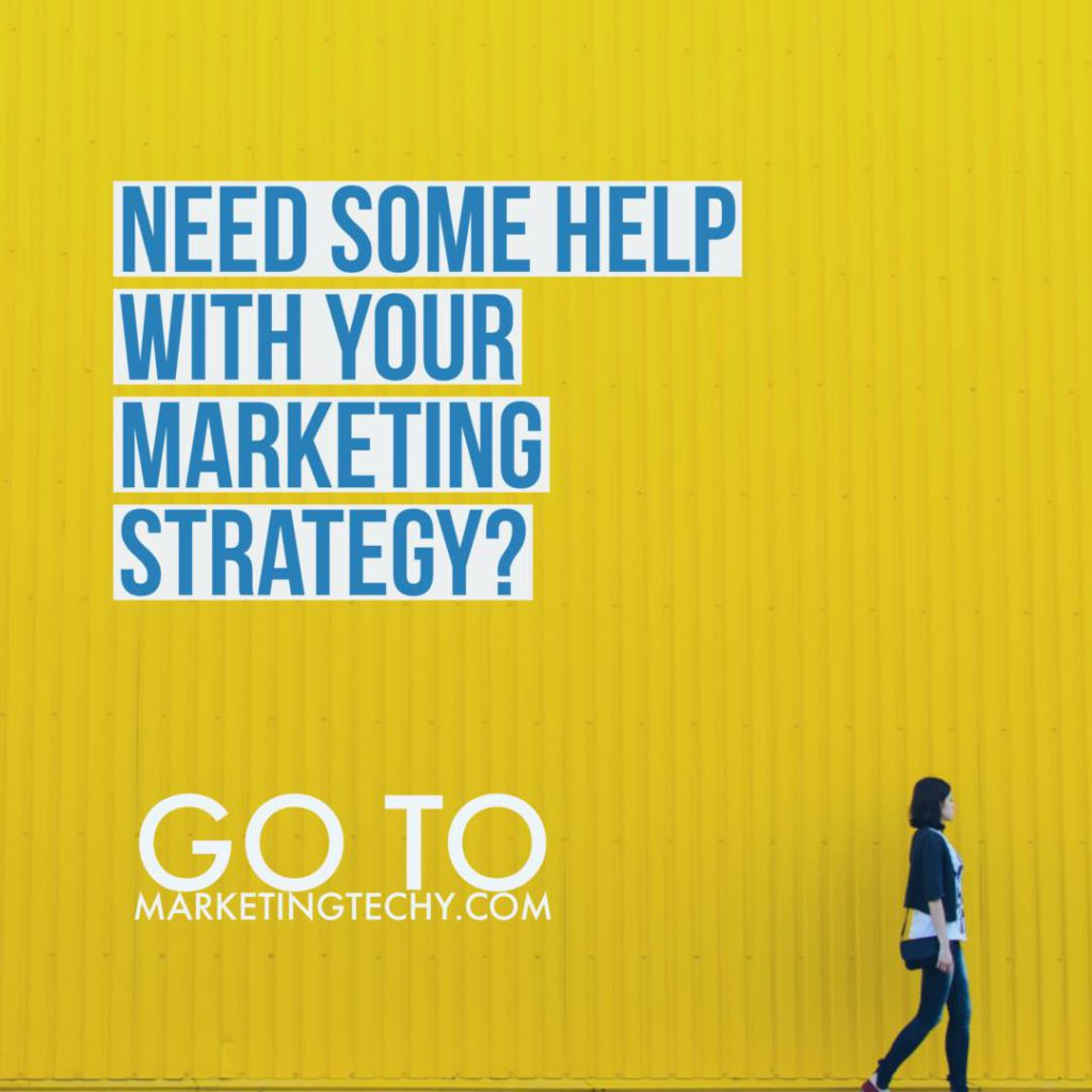 Need some help with your marketing strategy?