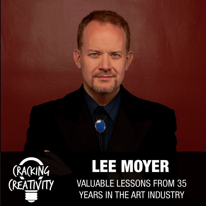 Cracking Creativity Episode 27: Lee Moyer on learning from others, dealing with criticism, and his Kickstarter game
