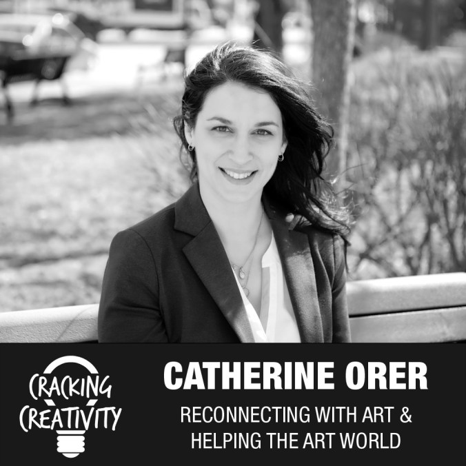 Catherine Orer on Multiple Paths to Success, the Importance of Gratitude, and Becoming Part of a Community -