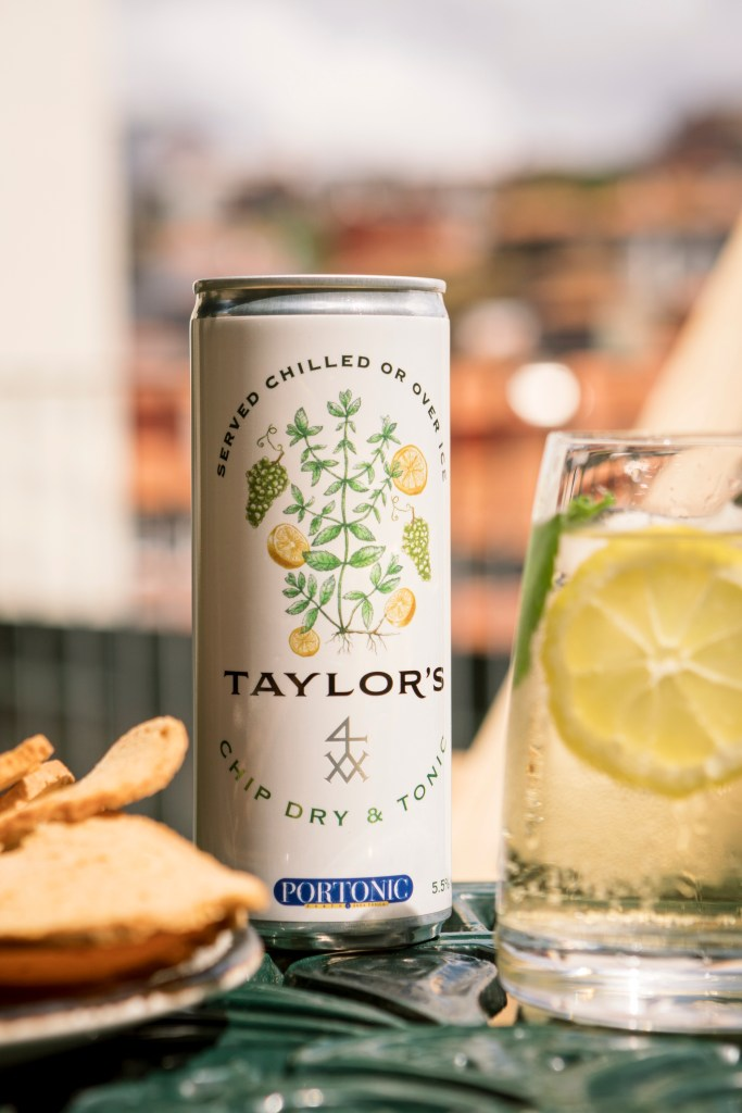 Taylor's Chip Dry & Tonic