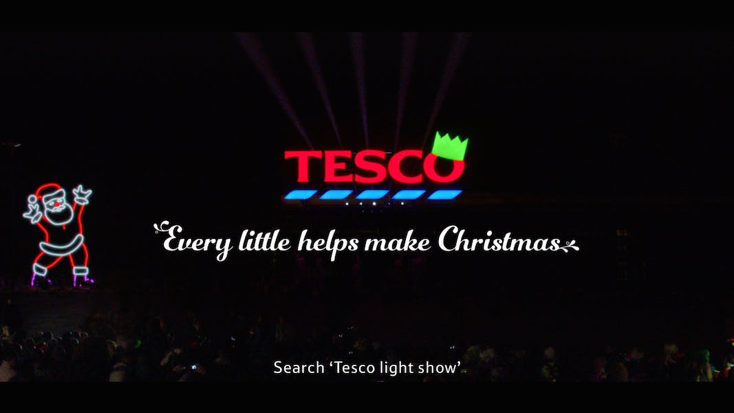Tesco Renews Commitment To Marketing As It Films