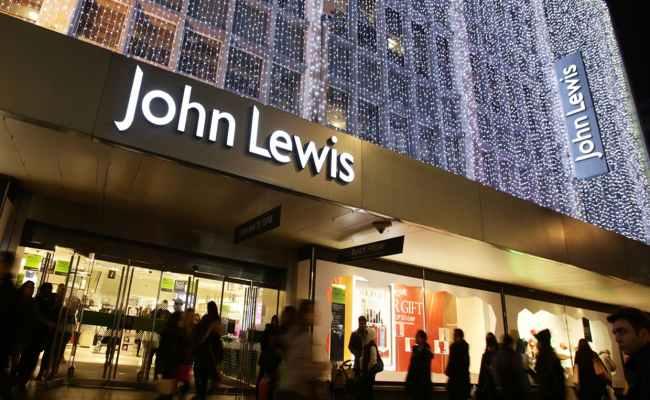 John Lewis Says It Won T Be Drawn Into A Price War This