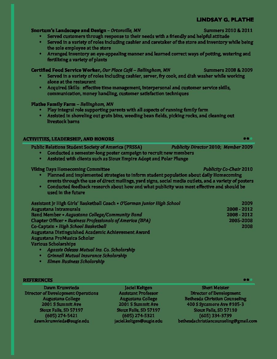 resume example high school graduate resume sample ...