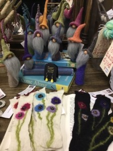 Market Junction Alberta Artisans and Boutque Market Loft Fibre Arts by Marilyn Mantik yarn crafts
