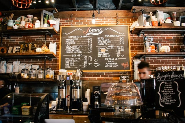 SEO Keywords for Coffee Shops
