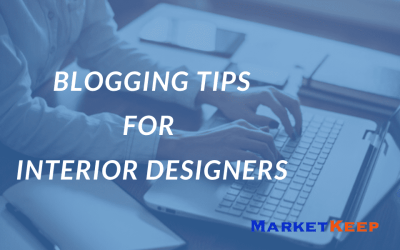 Blogging Tips for Interior Designers