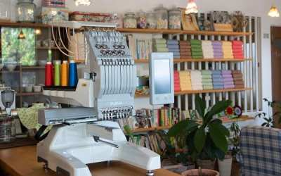 Top 50 SEO Keywords for Embroidery Shops