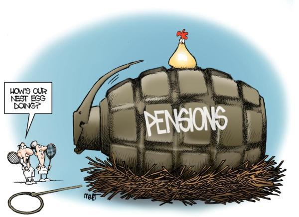 Pension-cartoon