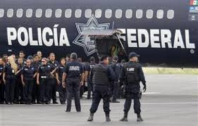 The Policia Federal even has an Air Force.
