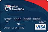 Bank-of-Internet-debit-card