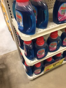 Persil on sale in New England, courtesy of Isobel.